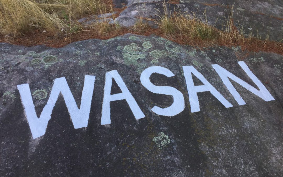 A Weekend on Wasan