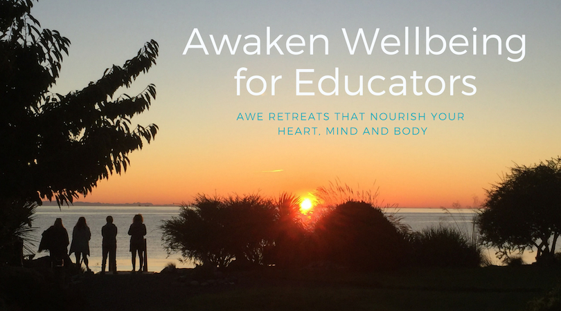 Awaken Wellbeing Educator Weekend Retreat